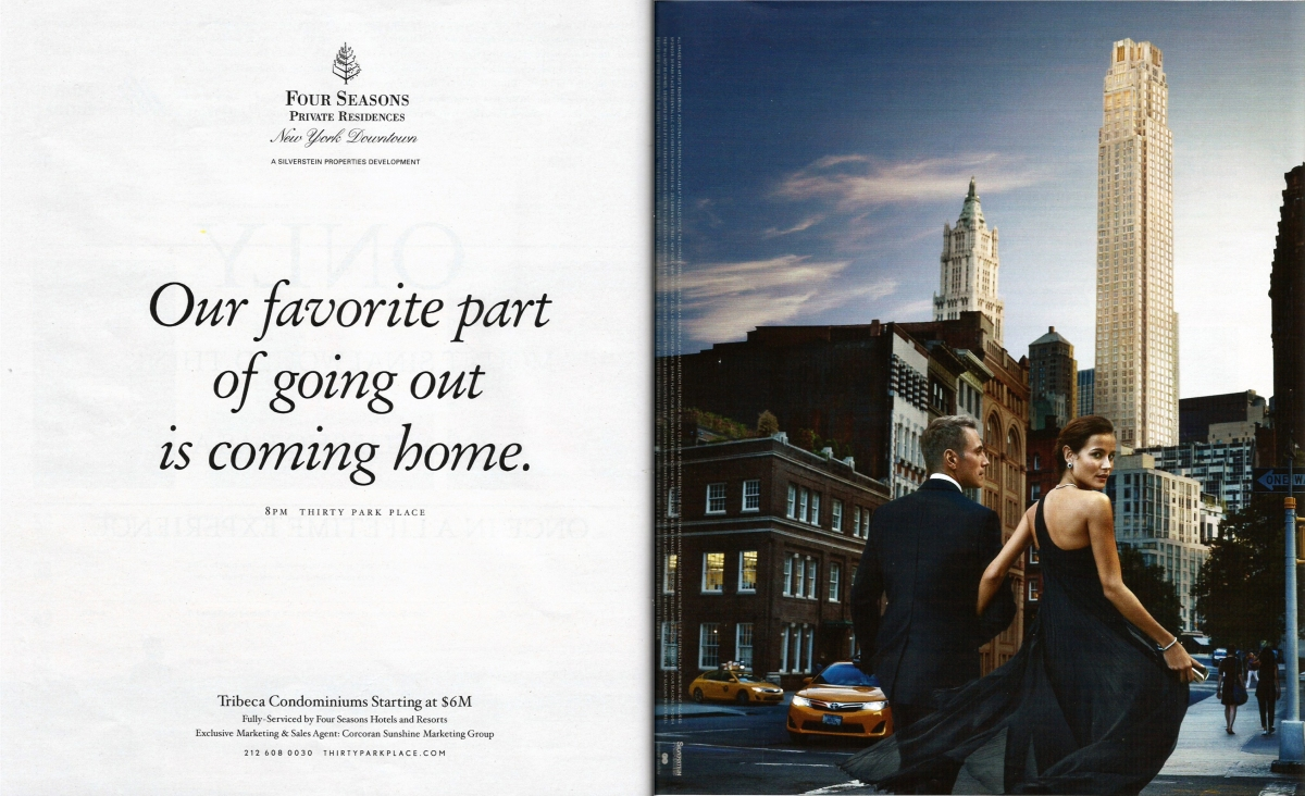 Four Seasons: Our Favorite Part is Coming Home