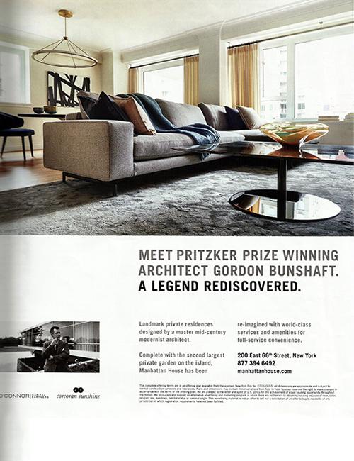 Manhattan House: Meet Gordon Bunshaft